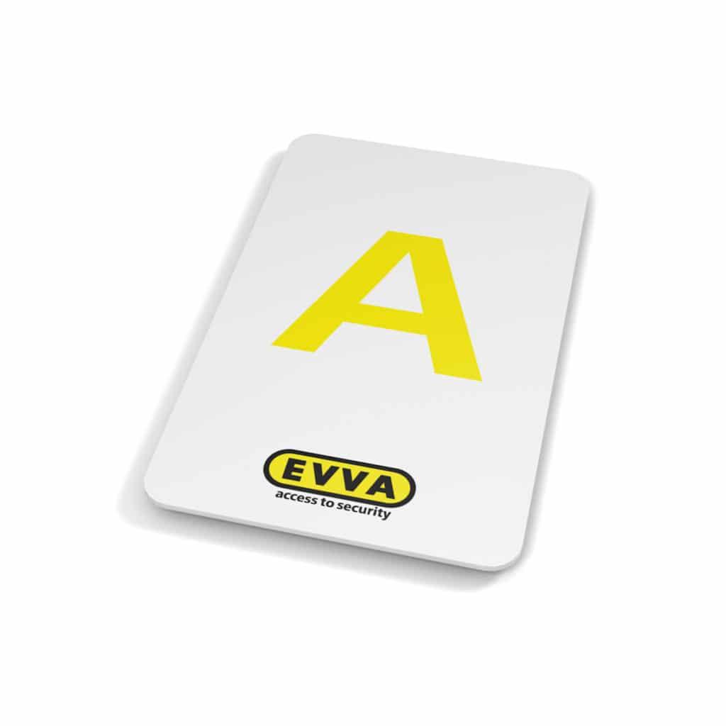 evva card
